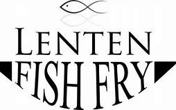 Lenten Fish Fries **CANCELLED**