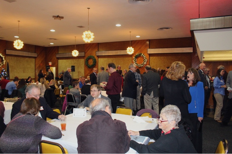 clinton county chamber of commerce membership holiday party 2