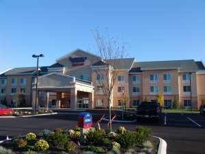Fairfield Inn and Suites – Marriott
