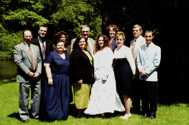 Leadership Clinton County Class of 2000-2001