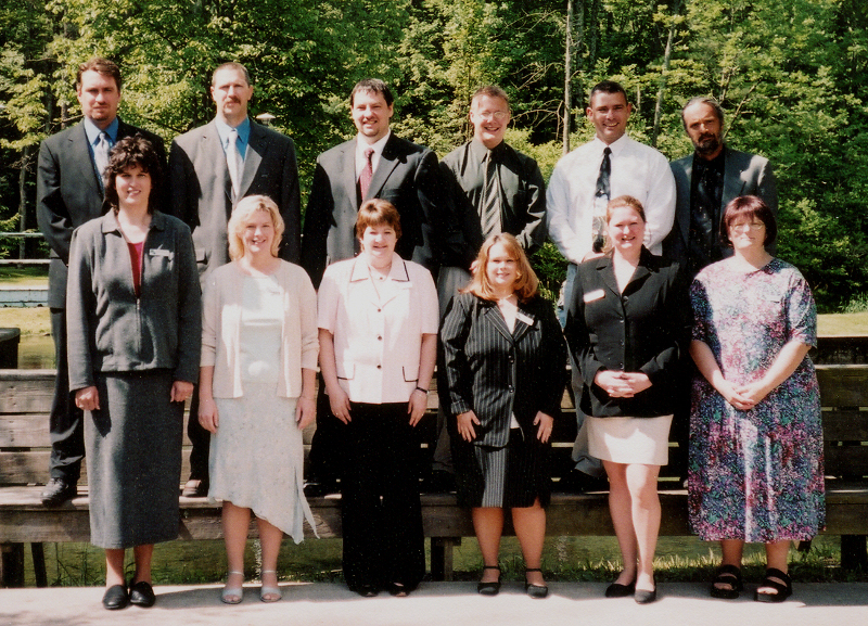 Leadership Clinton County Class of 2003-2004