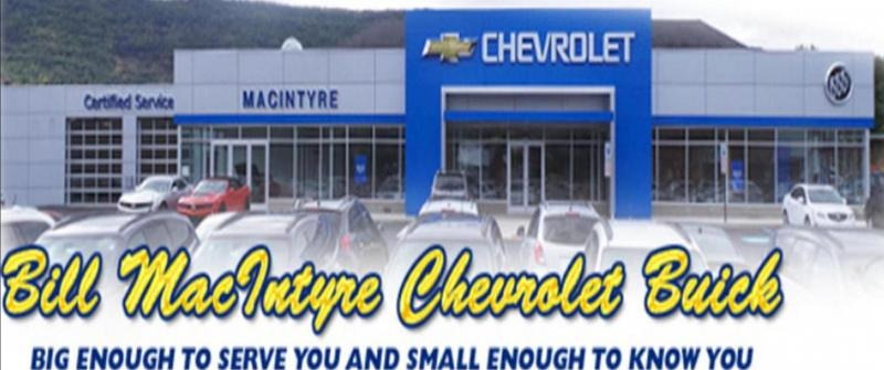 Bill MacIntyre Chevrolet Buick