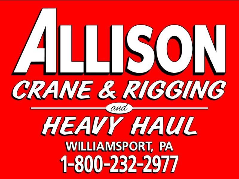 Allison Crane & Rigging