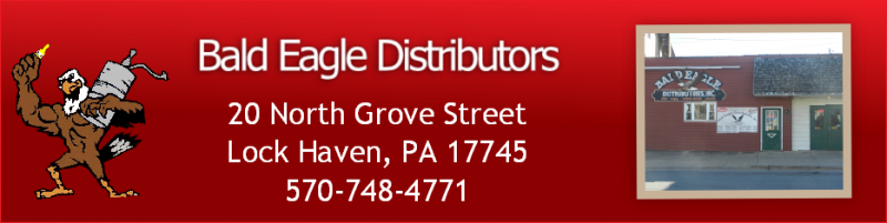 Bald Eagle Distributors, Inc.