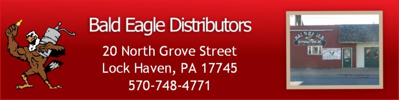 Bald Eagle Distributors, Inc.