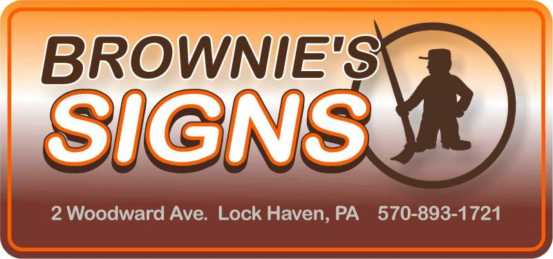 Brownie's Signs