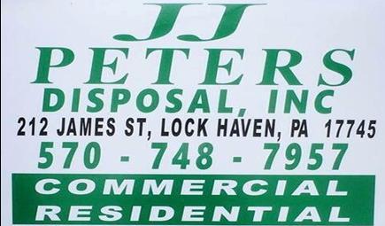 JJ Peters Disposal, Inc.
