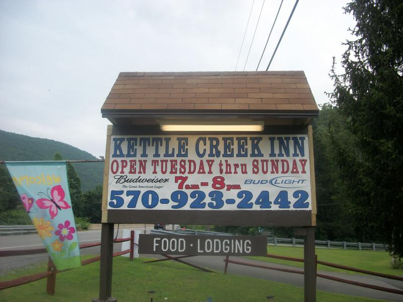 Kettle Creek Inn