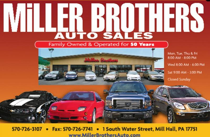 Miller Brothers Auto Sales