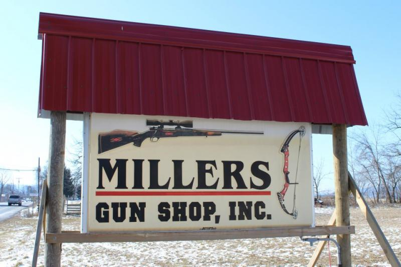 Miller's Gun Shop, Inc.