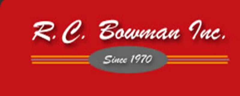 R.C. Bowman, Inc.