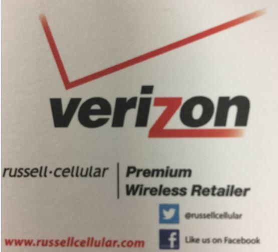 Russell Cellular - Verizon Premium Retailer