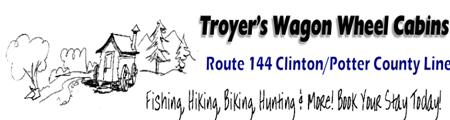 Troyer's Wagon Wheel Cabins