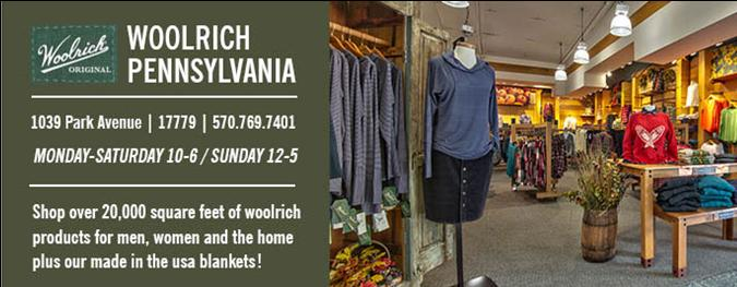 Woolrich Company Store