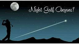 Night Flight Golf Tournament