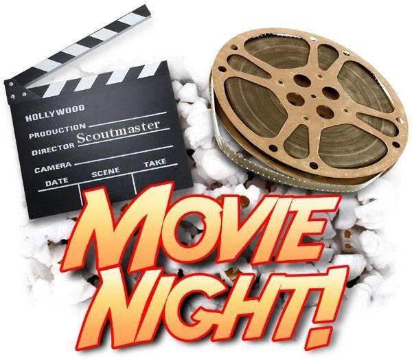 Free Friday Night Outdoor Movie