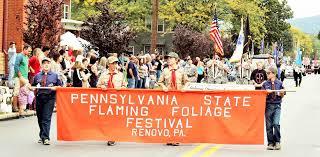 Pennsylvania State Flaming Foliage Festival