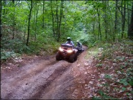 Update on ATV Connector Trail Study