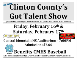 Clinton County's Got Talent