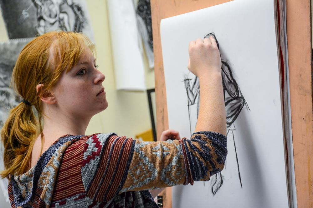 Juried Student Art Show