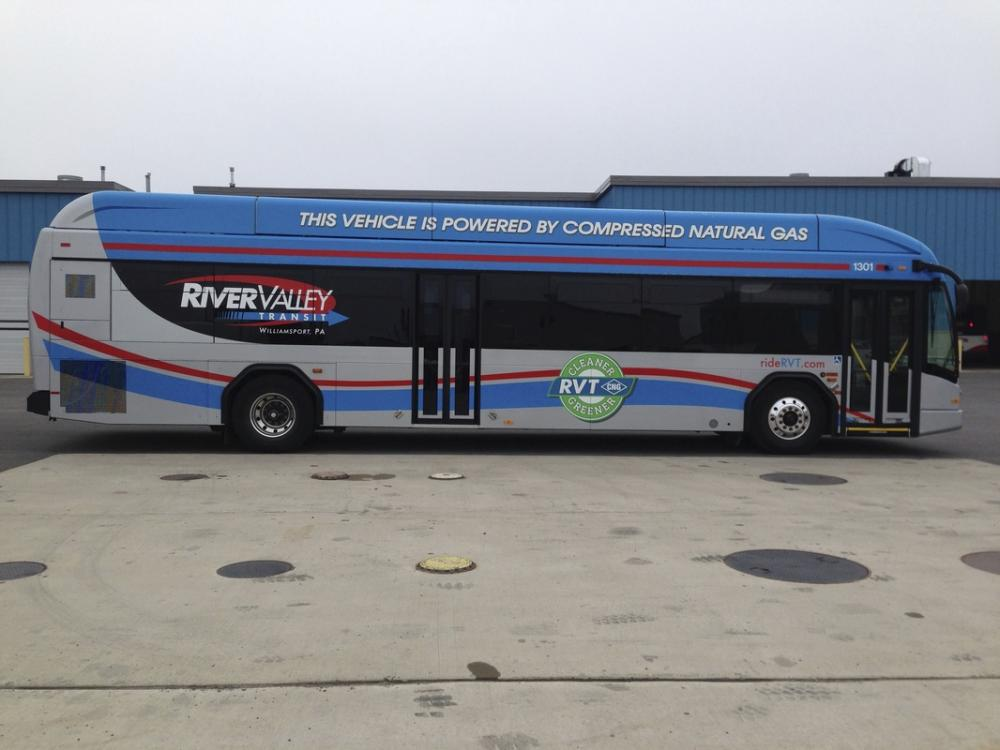 River Valley Transit Bus Service Begins Locally