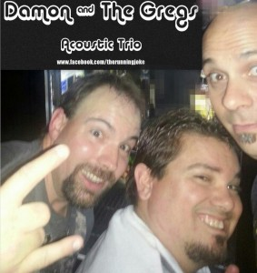 Live Music: Damon & the Gregs
