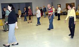Senior Line Dancing