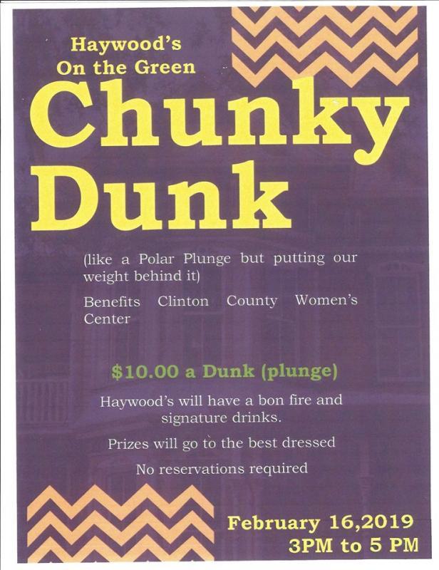 'Chunky Dunk'