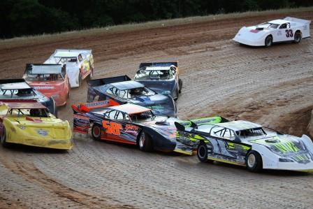 Clinton County Motor Speedway Racing