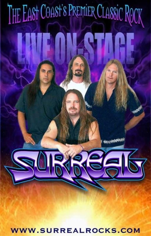 'Surreal' in Concert (Classic Rock)