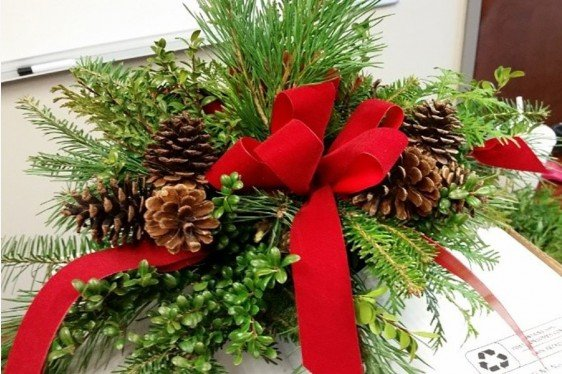 Master Gardener Holiday Greens Sales