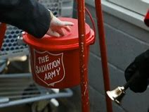 Salvation Army 24-hour Kettle Drive