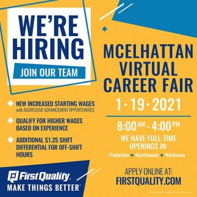 First Quality Virtual Career Fair