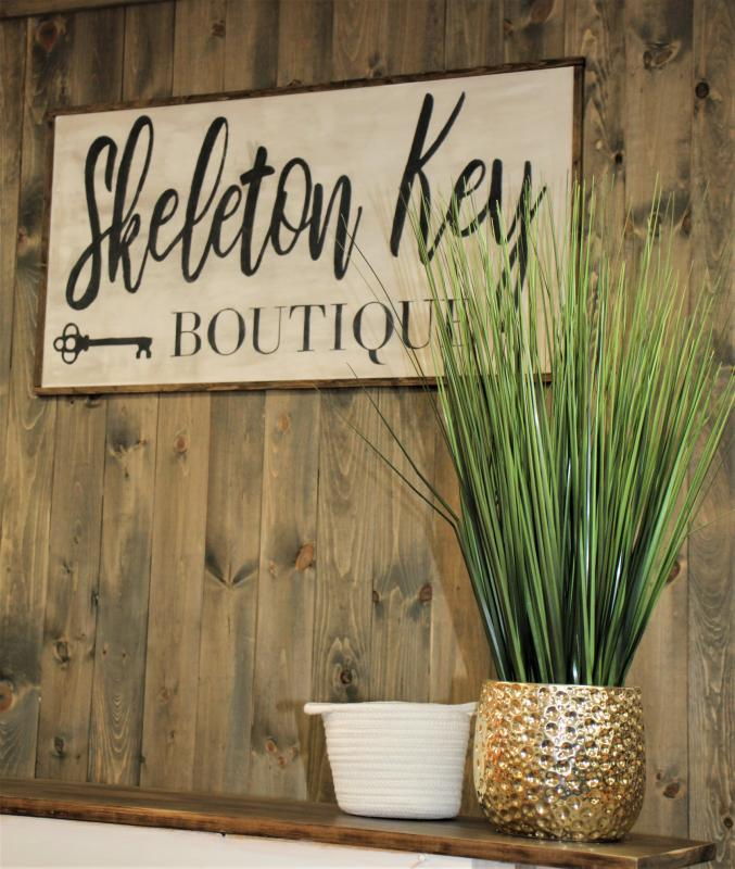 Skelton Key Boutique Grand Opening and Ribbon Cutting