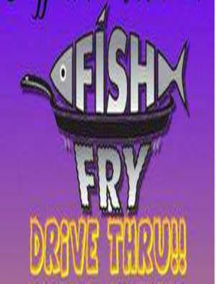 Drive-thru Lenten Fish Fry