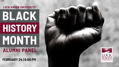 LHU Black History Month Virtual Alumni Panel Discussion