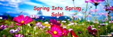 LHU Store 'Spring into Spring' Sale