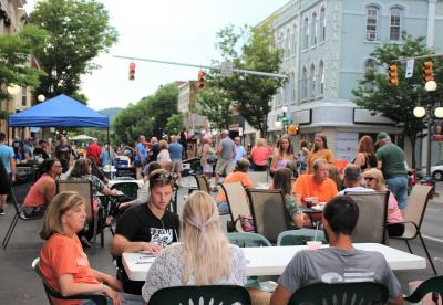 Lock Haven 'Opens the Streets' for Business - Tentative