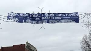 Small Business Saturday and Haven Holidays in Downtown Lock Haven