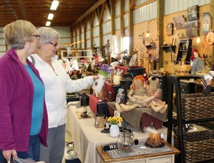 Clinton County Farmers & Flea Market