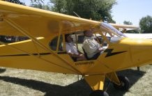Sentimental Journey to Cub Haven Fly-In
