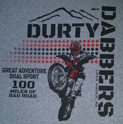 Durty Dabbers Great Adventure Dual Sport