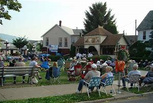 Outdoor Summer Concert: Bellefonte Community Band (Variety)