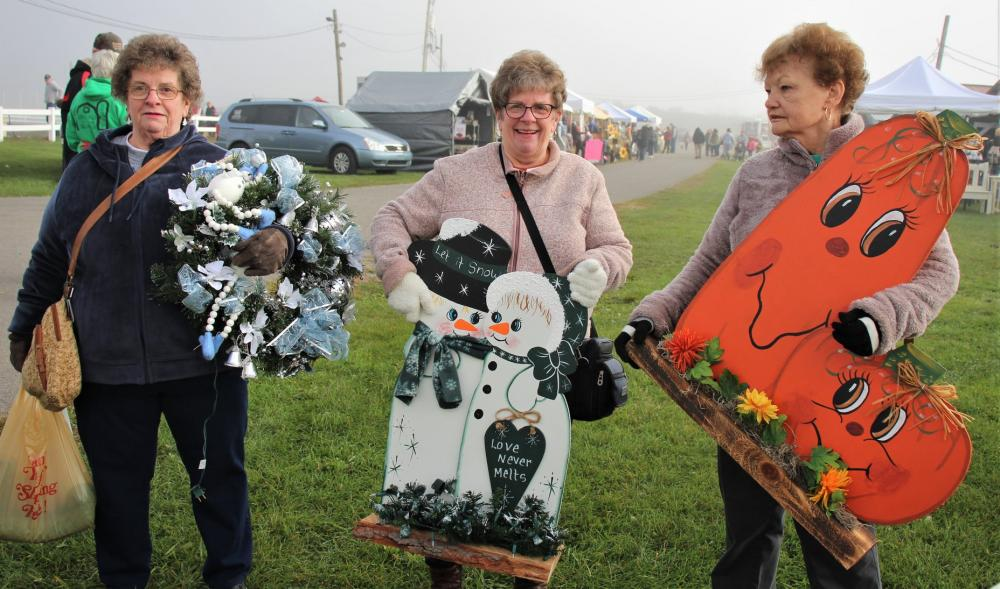 Vendor Appreciation Weekend: Crafts & Food at the Clinton County Fairgrounds