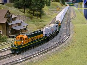 Clinton Central Model Railroad Club - Open House(s)