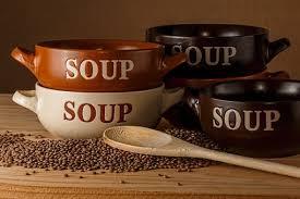 Soup Sale Fundraiser